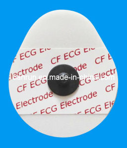 Radiolucent Electrode, PE Foam Backing, 36*42mm pictures & photos