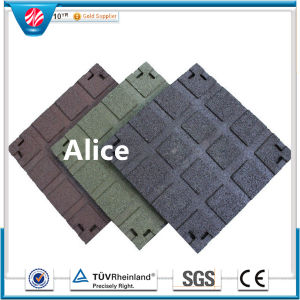Anti-Slip Rubber Flooring/Outdoor Rubber Flooring/Children Rubber Flooring pictures & photos