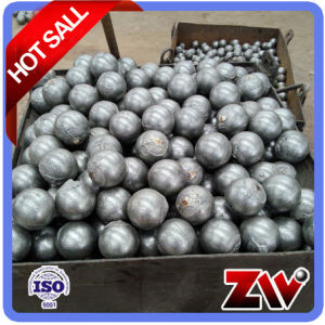 High Chrome Steel Casting Grinding Ball for Cement Mill pictures & photos