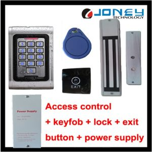 Outdoor Metal RFID Reader Standalone Access Control System with Keypad (JYA-H100) pictures & photos