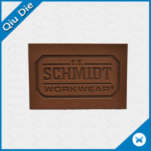 Low MOQ Leather PU Repair Patch for Workwear pictures & photos