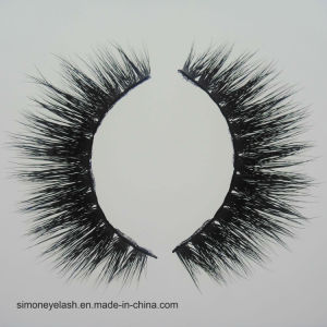 High Quality Mink False Eyelashes for Makeup pictures & photos