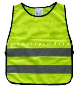 CE Kids Safety Waistcoat Reflective Vest