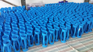 API 10d Oilwell Slip on Non Welded Bow Casing Centralizer pictures & photos