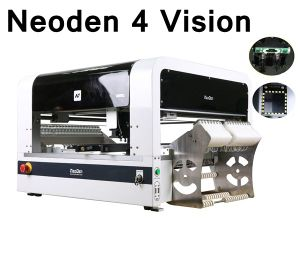Visual SMT Chip Mounter with 48 Reel Feeders Neoden 4 pictures & photos