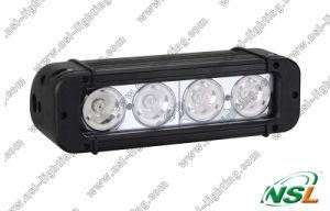 "8"" IP68 Waterproof 40W CREE Single Row LED Light Bar (NSL-4004C-40W) pictures & photos"