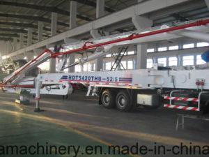 52m Concrete Pump with Boom pictures & photos