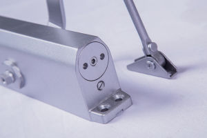 Dortec Adjustable Aluminum Door Closer (DT-524) pictures & photos