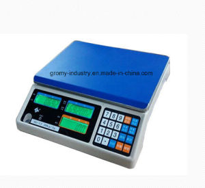 Electronic Digital Industrial Ce Approval Counting Table Scale pictures & photos