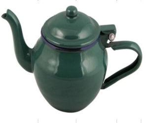 9 Cm Enamel Round Teapot pictures & photos