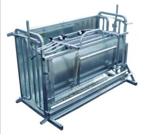 Hot Dipped Galvainise Sheet Metal Fabrication Turnover Crate pictures & photos