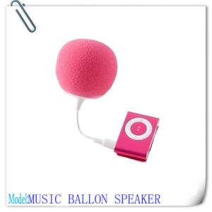 Lovely Cute Music Balloon Speaker-New