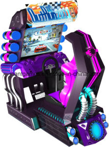Coin Operated Racing Car Arcade Game Machine for Sale pictures & photos