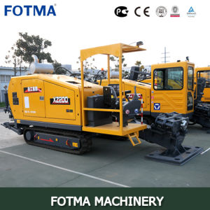 XCMG Xz200 Horizontal Directional Drilling Trenchless HDD Machine pictures & photos