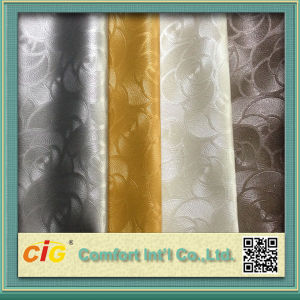 Fashion Design PVC Artificial Synthetic Leather for Bag and Decorative pictures & photos