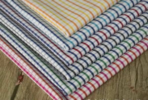 Checks Polyester Cotton Yarn Dyed Shirt Fabric pictures & photos