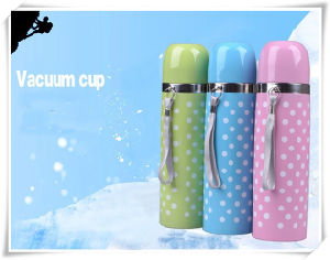 Hot Selling Stainless Steel Vacuum Cup Thermos Bottle pictures & photos