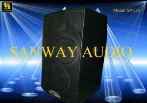 Sp-215 Dual 15′′ PRO Audio Speaker pictures & photos