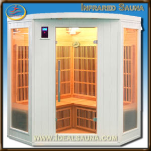 Infrared Sauna, White Painting Sauna, Carbon Sauna