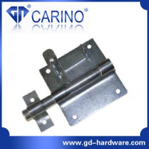Iron Zinc Plated Xx Type Door Latch (MA. XX) pictures & photos