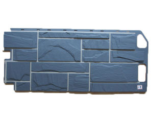 New Building Material, PP Wall Panel in Rock Design (2) (VD100201)