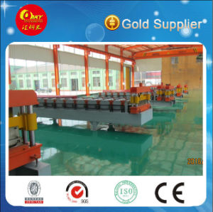 High Efficiency Corrugated Roof Tile Roll Forming Machine pictures & photos