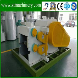 Free Base, Easy Installation Bamboo Wood Shredder Crushing Machine pictures & photos