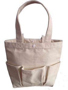 100% Cotton Canvas Bag, with Inside or Outside Pouch pictures & photos