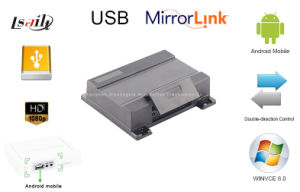 (USB) WiFi Mirrorlink Box with Winc 6.0 OS/Touch Navi/Bluetooth pictures & photos