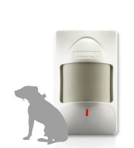 PIR Sensor with Pet Immunity