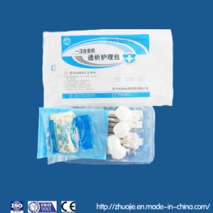 2016 Confortable Disposable Sterile Dialysis Nursing Kit
