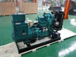 AC Three Phase 40kw Diesel Generator with Silent Canopy pictures & photos