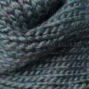 Melange Colored Roving Yarn of Acrylic/Wool Blended pictures & photos