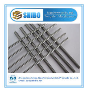 Shibo Star Product Polished High Purity Molybdenum Rod with Factory Whosale Price pictures & photos