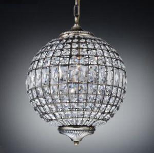 Crystal Ball Pendant Lamp (WHG-715) pictures & photos