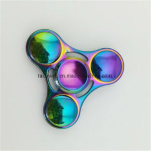 Factory Fashion UFO Design Metal Hand Fidget Spinner UFO Spinner pictures & photos