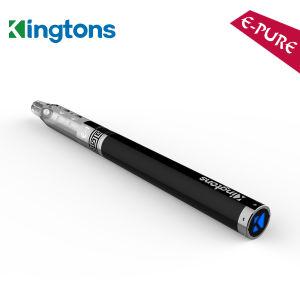 Fast Charging E-Pure E-Cigarette by Kingtons pictures & photos