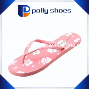 Fashion Soft EVA Lady Flip Flops (36-41) pictures & photos