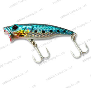 Fishing Lure Fishing Tackle Plastic Lure--Popper (HYT006) pictures & photos