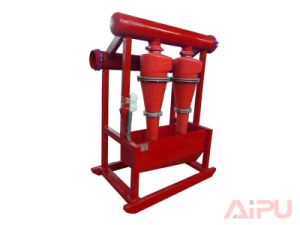 Mud Desander for Oilfield Mud Cleaning and Solids Control System