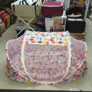 Lid Shape Baby Mosquito Net Cover Simple and Practical Pest Control 100%Cotton Pillow Pad pictures & photos