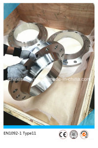 En1092-1 Type11 Ss316L Stainless Steel Welding Flange pictures & photos