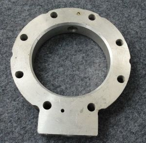 Competitive Aluminum Alloy Die Casting Flange pictures & photos
