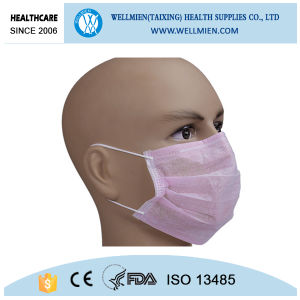 Pink Surgical Mask Bike Face Mask Anti-Odor Face Mask pictures & photos