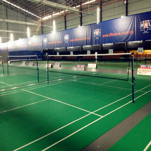 High Quality PVC Sports Flooring Used to Badminton Court /Badminton Mat pictures & photos
