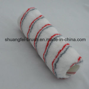 18mm Red & Grey Stripe Acrylic Fabric Roller with American Style pictures & photos