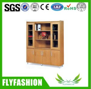 Office Wooden Cabinet with Wheels (OD-150) pictures & photos