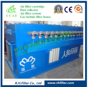 Ccaf Cartridge Dust Collection System for Industrial Dust pictures & photos