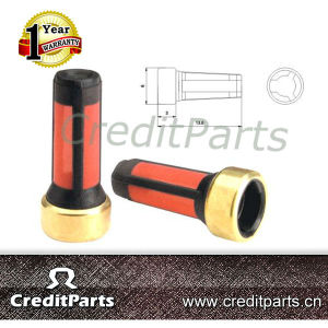 Car Fuel Injector Plasctic Filter for Bosch Fuel Injector (CF-104B) Size 6*3*13.8mm pictures & photos