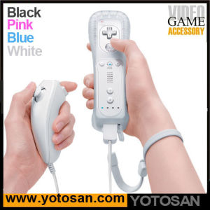 Game Console Accessories for Nintendo Wii Remote Controller pictures & photos
